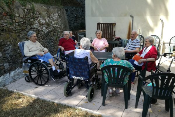 Merenda e Musica Residenza Sanitaria Assistenziale Noceti - Opere Sociali Servizi Savona
