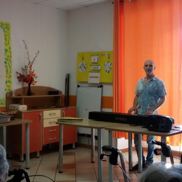 Musica RP e RSA Santuario - Opere Sociali Servizi Savona