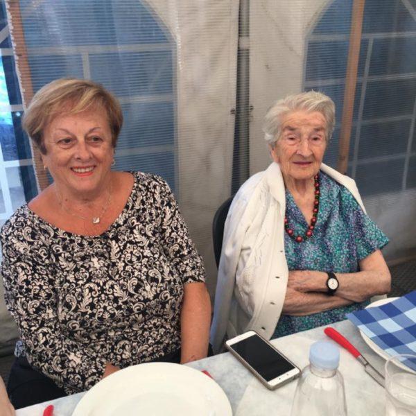 Serata in allegria Residenza Protetta Santuario - Opere Sociali Servizi Savona
