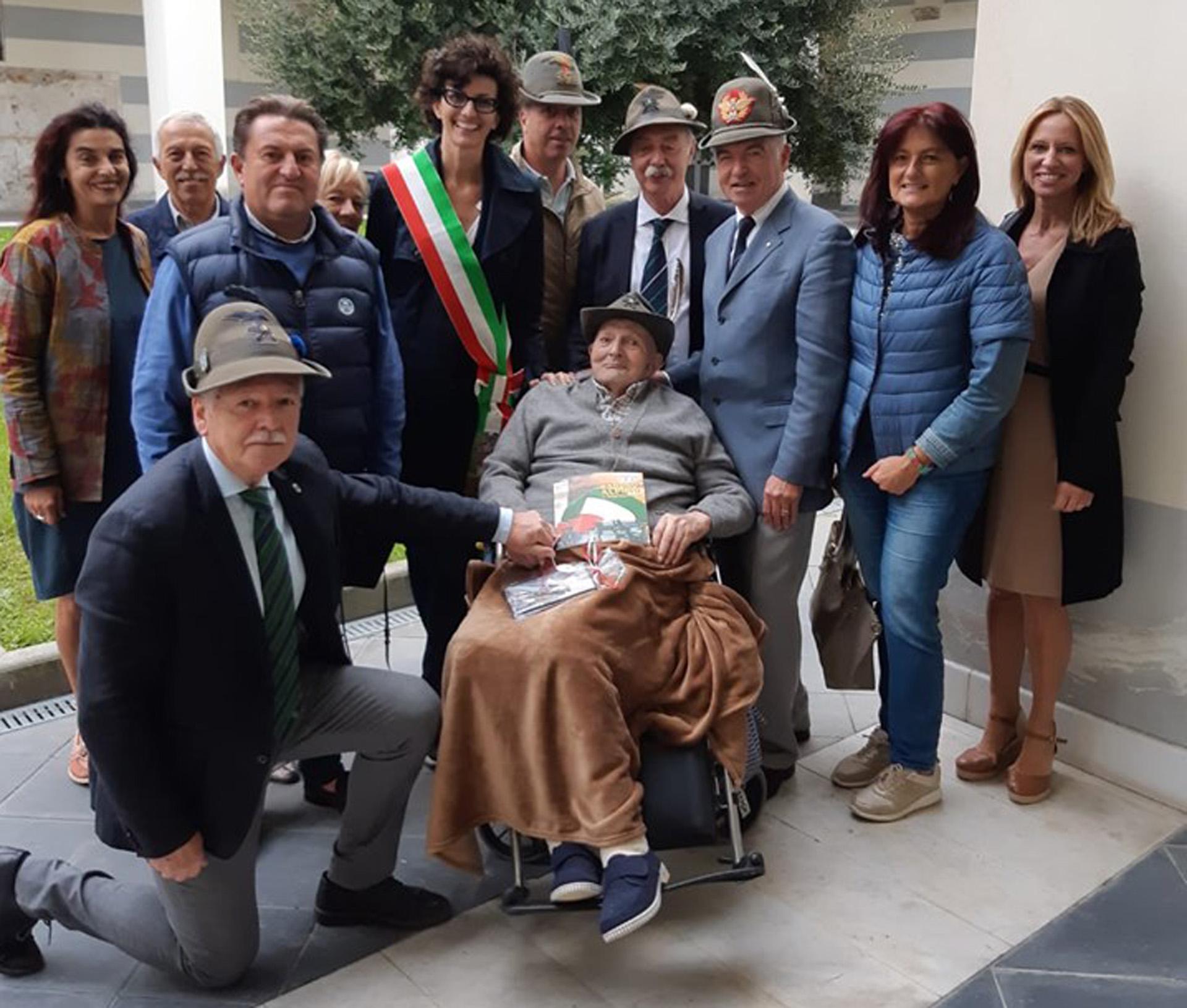 Egidio Alpicrovi Residenza Protetta Bagnasco - Opere Sociali Servizi Savona