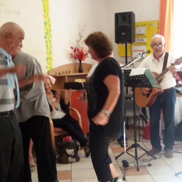 Festa dei Nonni 2019 RSA Santuario e RSA Noceti - Opere Sociali Servizi Savona