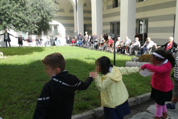 Festa dei Nonni 2019 Residenza Protetta Bagnasco - Opere Sociali Servizi Savona