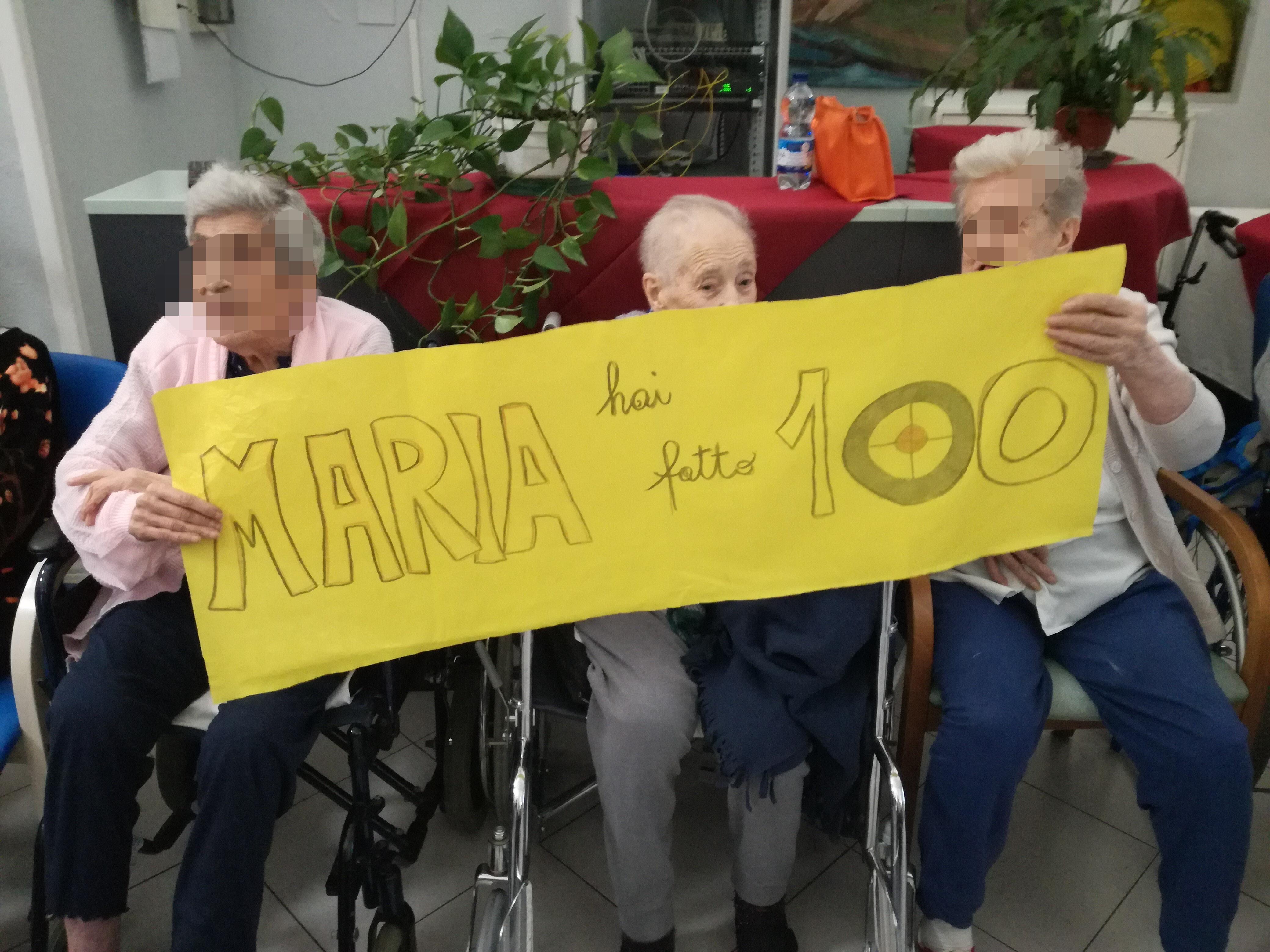 Compleanno Residenza Sanitaria Assistenziale Noceti - Opere Sociali Servizi Savona