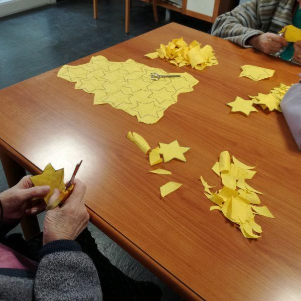 Laboratori natalizi Residenza Protetta Bagnasco - Opere Sociali Servizi Savona