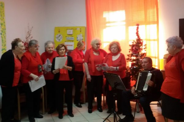 Natale 2019 Residenza Sanitaria Assistenziale Santuario - Opere Sociali Servizi Savona