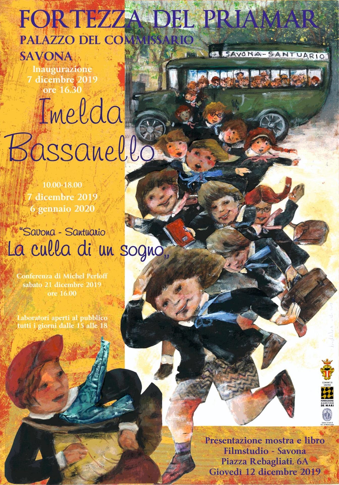 Residenza Sanitaria Assistenziale con Imelda Bassanello - Opere Sociali Servizi Savona