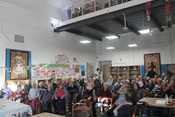 Giornata speciale Residenza Protetta Santuario - Opere Sociali Servizi Savona