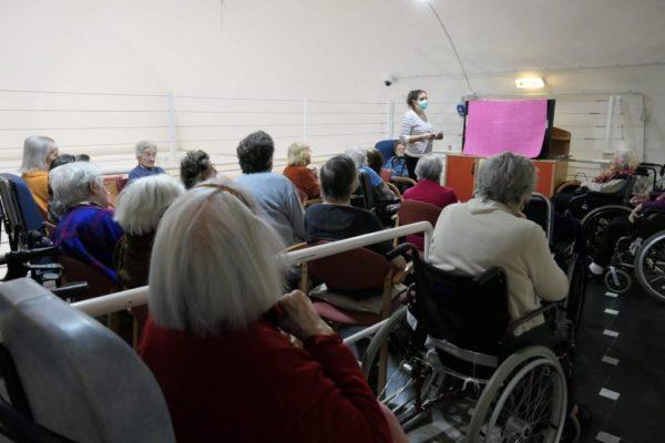 RP Santuario Accorciamo le distanze - Opere Sociali Servizi Savona