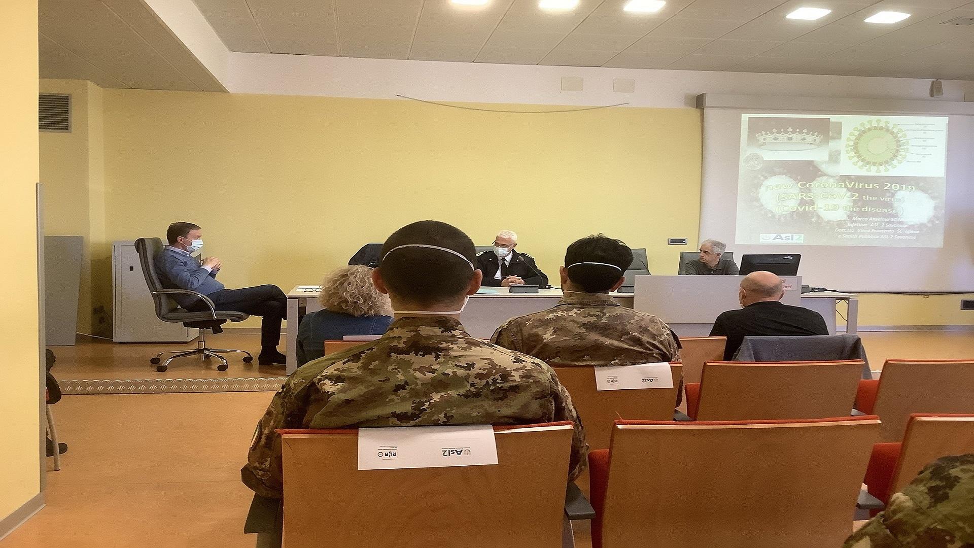 Infermieri Militari - Ospedale San Paolo - Opere Sociali Servizi Savona