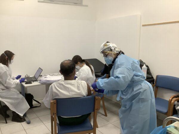 Vaccinazione Covid - Opere Sociali Servizi Savona