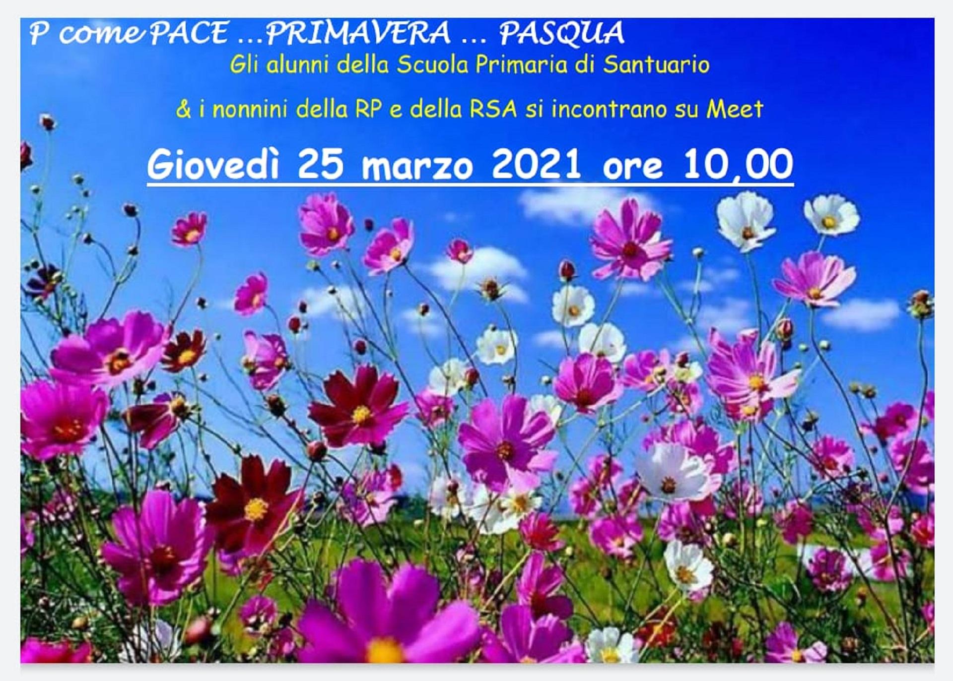 Opere Sociali Servizi Savona - Residenza Protetta Santuario - 25 Marzo 2021