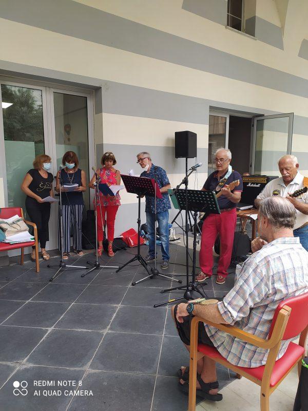 Opere Sociali Servizi Savona - Residenza Protetta Bagnasco - Festa Fine Estate 2021